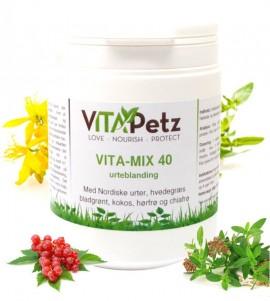 Vita-Mix 40 urteblanding til hund
