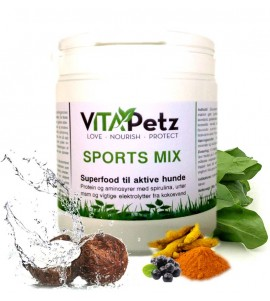 Sportsmix - Superfood til aktive hunde