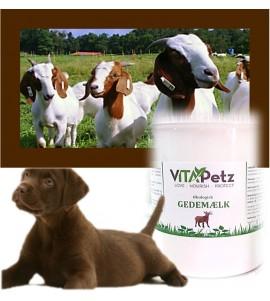 Økologisk Gedemælk til hund