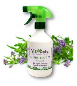 PROTECT - Økologisk Pelspleje med Lavendel duft